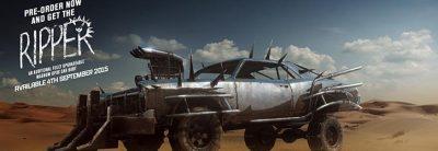 Mad Max va fi lansat în Septembrie doar pe PC, Xbox One și PS4