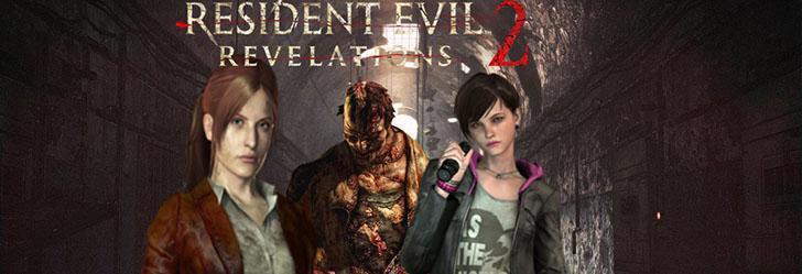 Capcom se răzgândește și oferă local co-op pentru Resident Evil Revelations 2