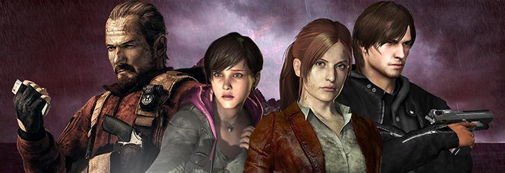 Online co-op pentru modul Raid din Resident Evil Revelations 2 va fi disponibil în curând
