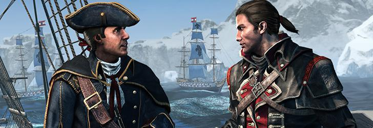 Assassin's Creed: Rogue este acum disponibil și pe PC