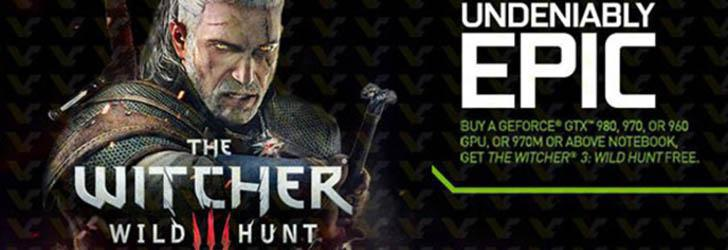 The Witcher 3 Wild Hunt Nvidia Free