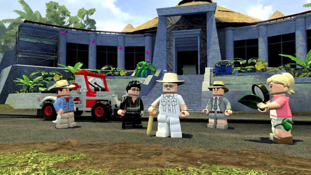 LEGO Jurassic World primește primul trailer de prezentare
