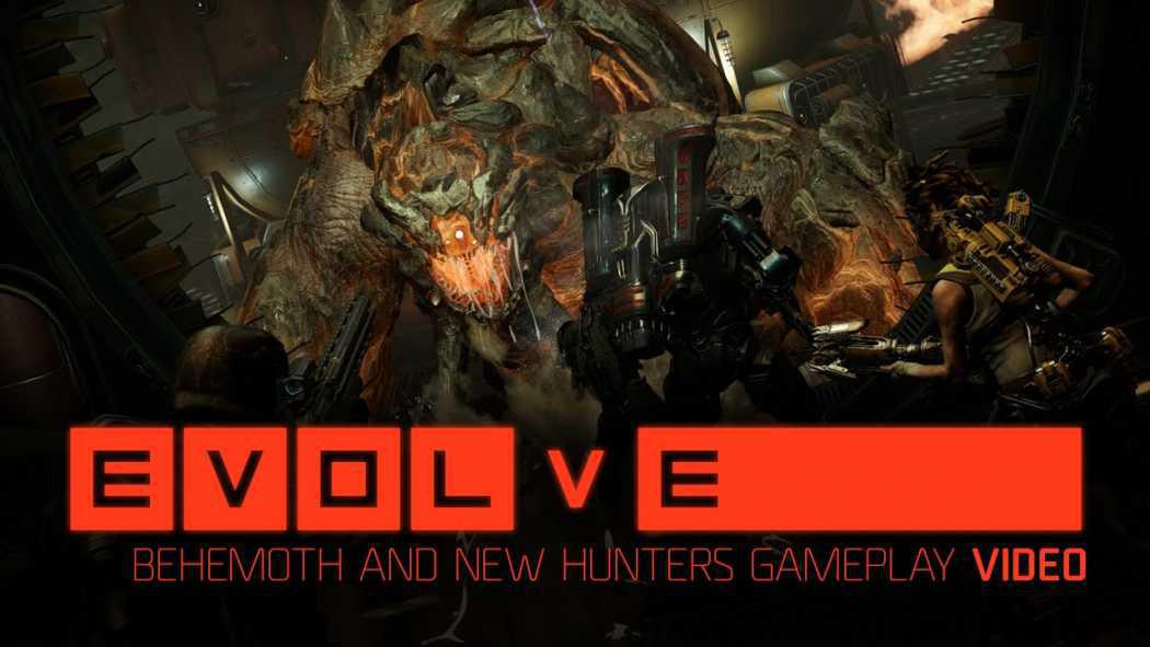 Noile caractere din Evolve prezentate printr-un videoclip de gameplay