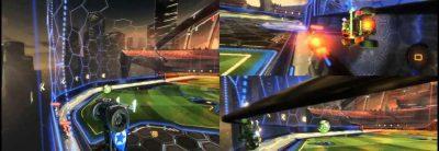 Rocket League primește videoclip ce prezintă splitscreen multiplayer