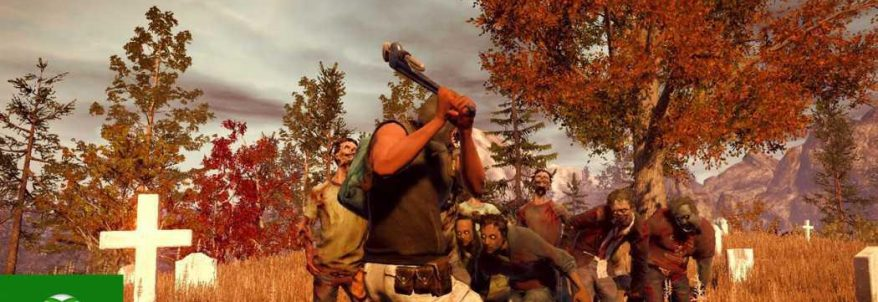 State of Decay: Year-One Survival Edition primește trailer de debut