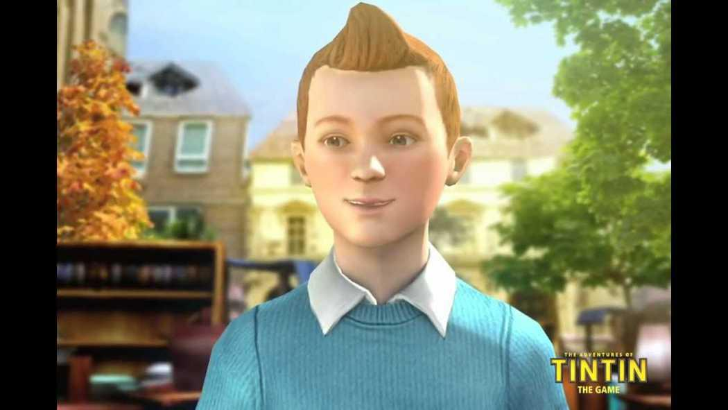 The Adventures of Tintin – Trailer