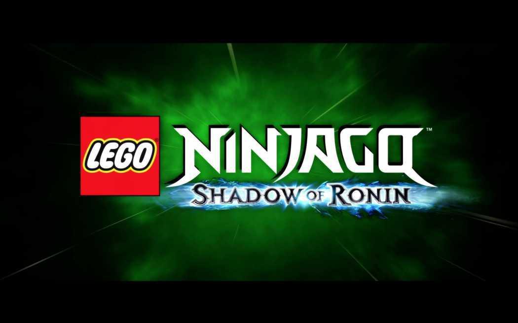 Trailer de lansare pentru LEGO Ninjago: Shadow of Ronin