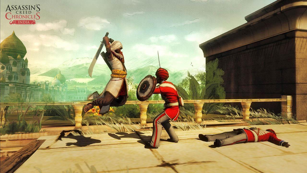 Imagini Assassin's Creed Chronicles: China