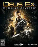 Deus Ex Mankind Divided Box Art