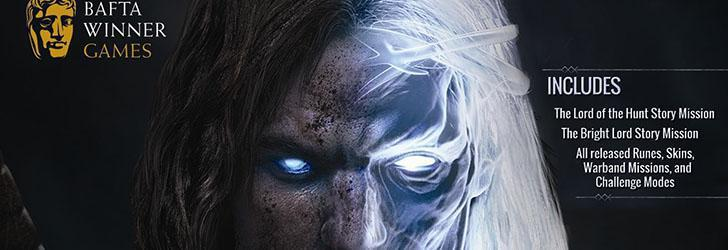 Middle-Earth: Shadow of Mordor Game of the Year Edition anunțat oficial