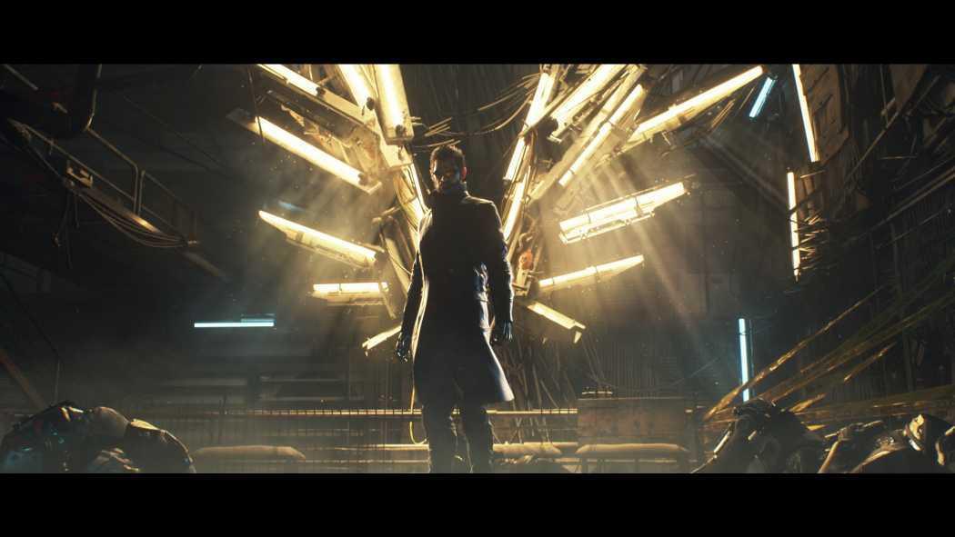 Deus Ex: Mankind Divided a primit trailer de anunțare cinematic