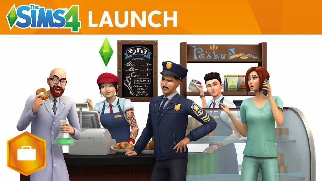 Expansiunea The Sims 4 Get to Work este acum lansată