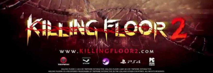 Killing Floor 2 este disponibil acum pe Steam Early Access