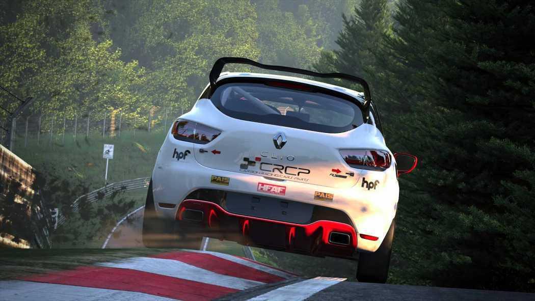 Project CARS prezintă mașinile Renault Sport