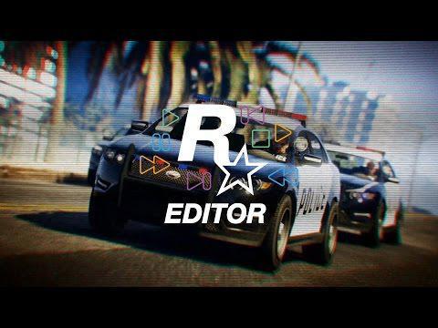 Rockstar Editor pentru Grand Theft Auto V prezentat trailer specific