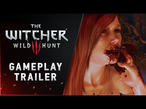 The Witcher 3: Wild Hunt a primit gameplay oficial