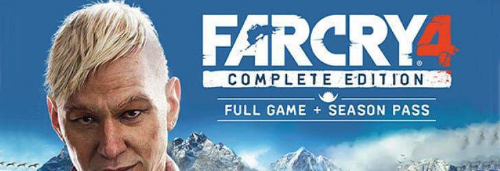 Far Cry 4 Complete Edition a fost anunțat