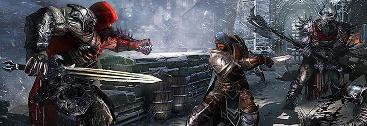 Lords of the Fallen va primi o ediție Game of the Year