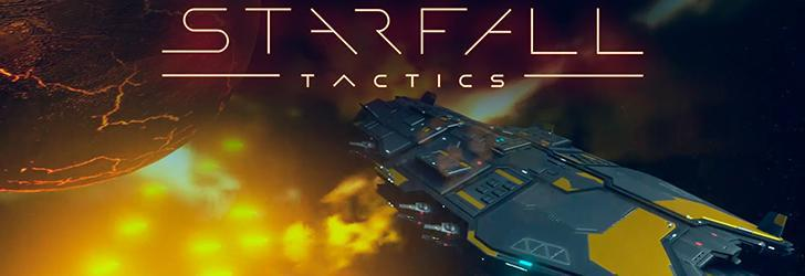Starfall Tactics a primit campanie pe Kickstarter