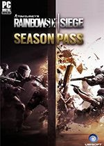 Tom Clancy's Rainbow Six Siege Year 1 Season Pass PC Box Art Coperta