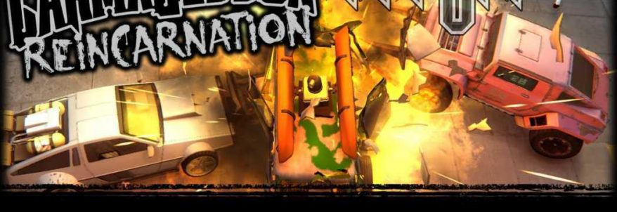 Carmageddon: Reincarnation primit trailer de lansare
