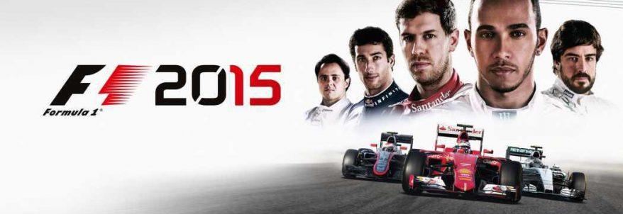 F1 2015 a fost amânat pentru iulie