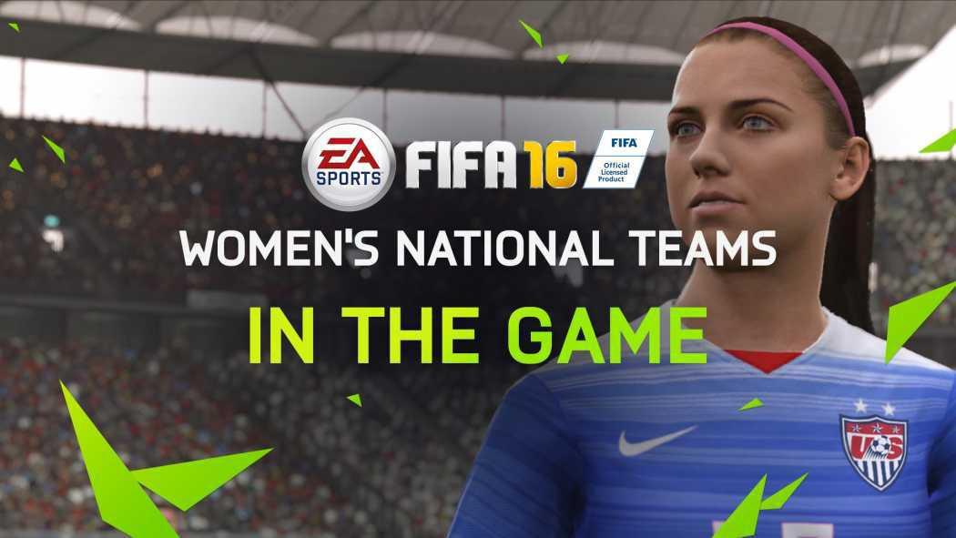FIFA 16 a primit un trailer surpriză de anunțare