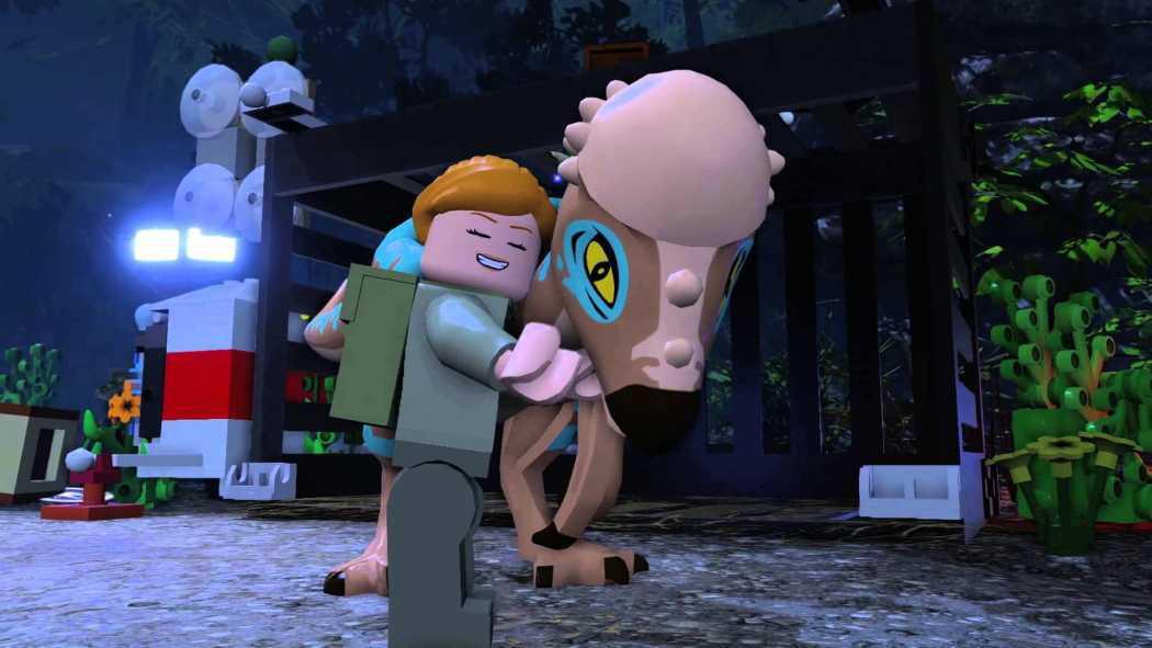 LEGO Jurassic World a primit videoclip ce anunță data de lansare