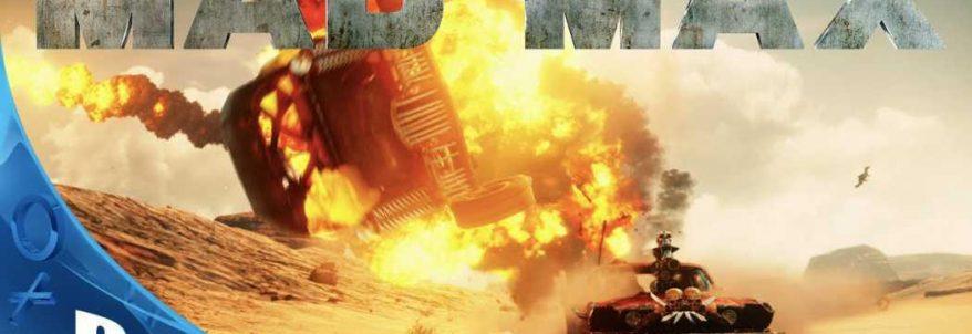 Mad Max a primit videoclip ce prezintă povestea