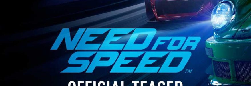 Need for Speed a primit primit scurt teaser