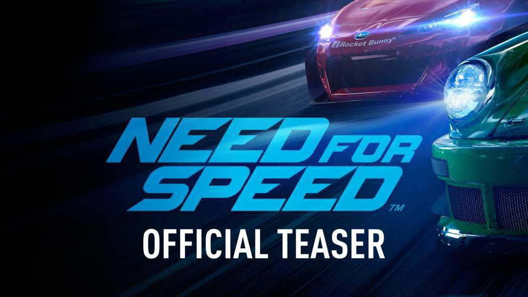 Need for Speed a primit primit scurt teaser