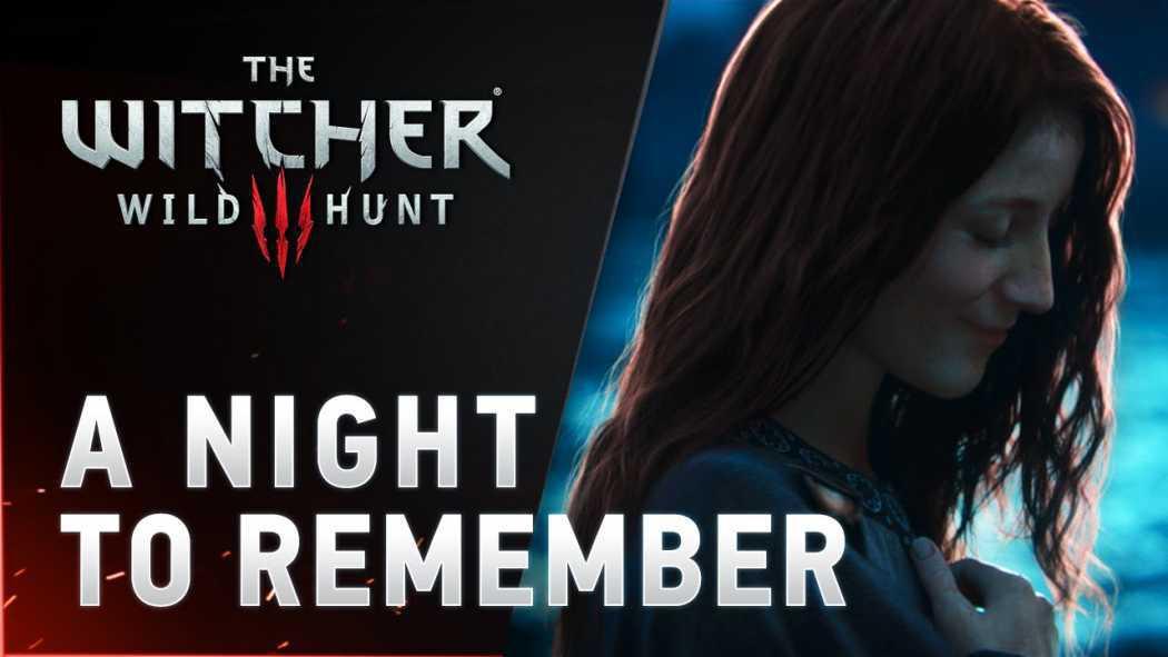 The Witcher 3: Wild Hunt a primit trailer cinematic de lansare