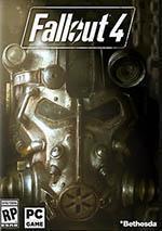 Fallout 4 Box Art