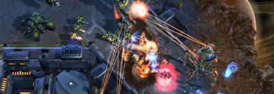 Imagini StarCraft II: Wings of Liberty