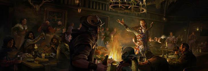 Campania de finanțare pentru The Bard's Tale IV a început