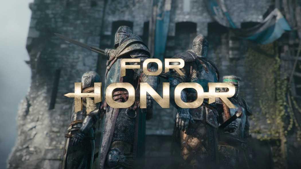 For Honor a fost anunțat la E3 2015