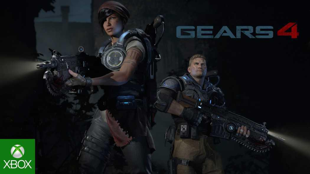 Gears of War 4 a primit trailer la E3 2015