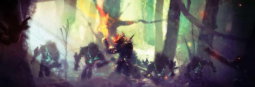 Guild Wars 2: Heart of Thorns  – Cinematic Trailer