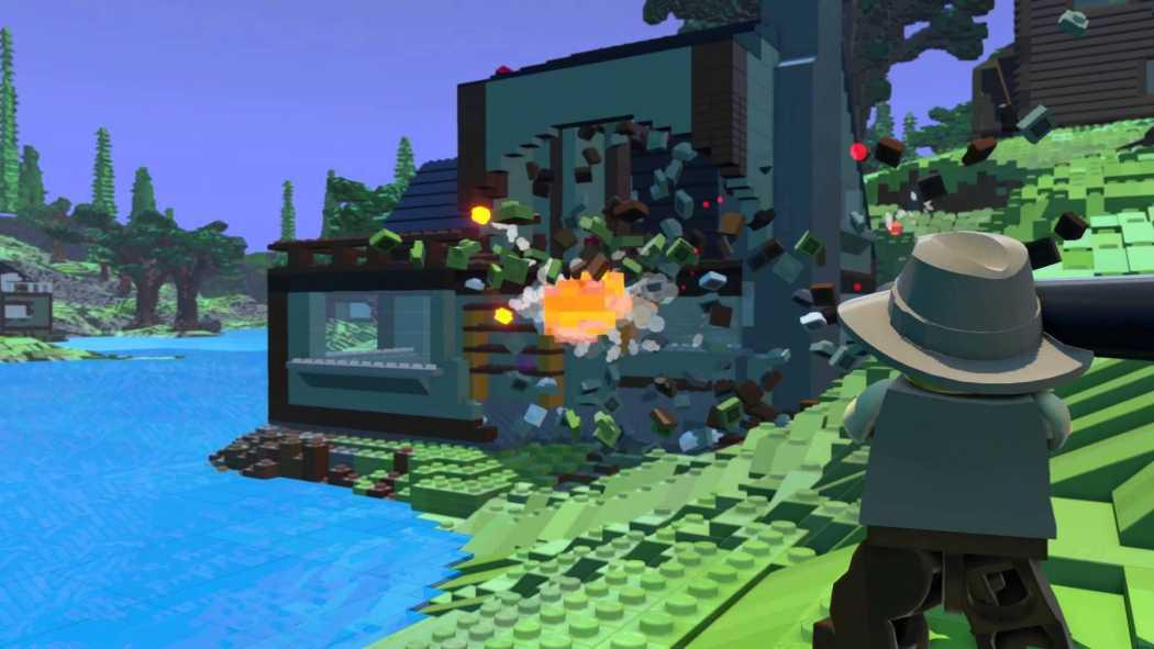 LEGO Worlds este răspunsul celor de la LEGO la fenomenul Minecraft