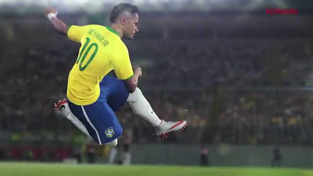 Pro Evolution Soccer 2016 a primit trailer oficial