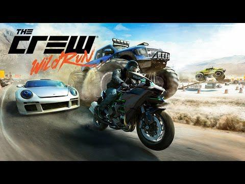 Trailer de anunțare pentru The Crew: Wild Run la E3 2015