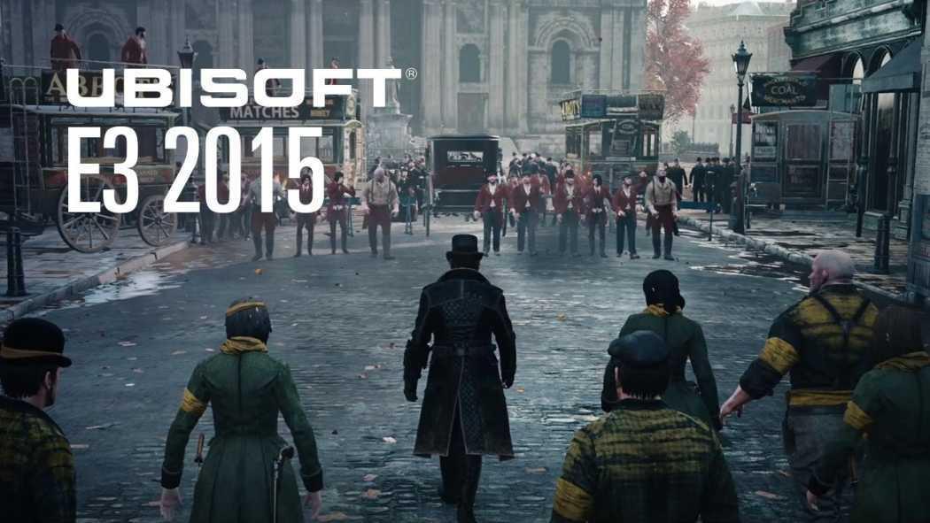 Ubisoft și-a anunțat programul la E3 2015, mult așteptatele titluri vor fi prezentate
