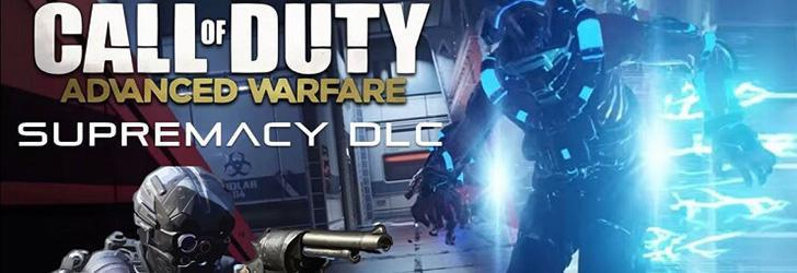 DLC-ul Supremacy pentru Call of Duty: Advanced Warfare disponibil pe PC, PS4 și PS3