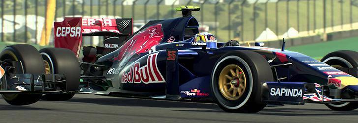 F1 2015 s-a lansat oficial, jucătorii raportează zeci de probleme