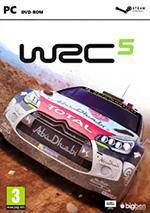 WRC 5 Box Art