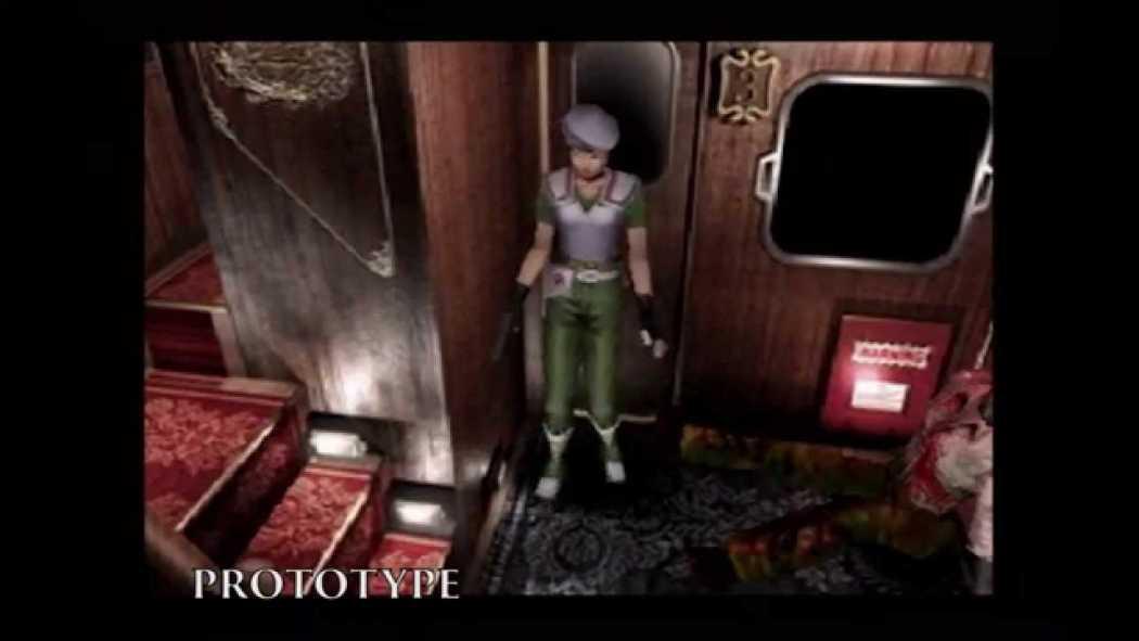 Diferențele grafice dintre prototipul și versiunea HD a jocului Resident Evil Zero