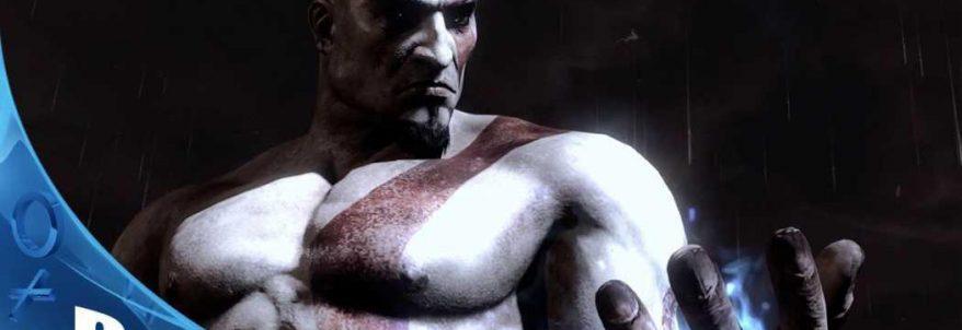 God of War III Remastered a primit trailer de lansare