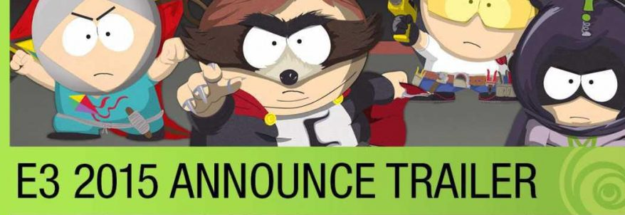 South Park: The Fractured But Whole – Announce Trailer