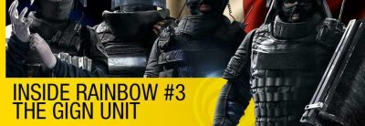 Unitatea GIGN din Tom Clancy's Rainbow Six Siege prezentată oficial