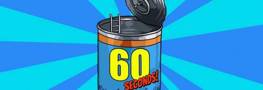 60 seconds - Trailer